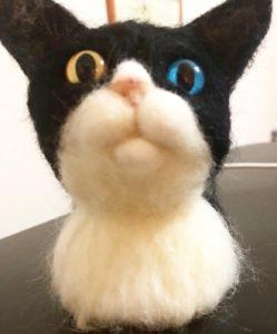 商品一覧 羊毛フェルト 猫